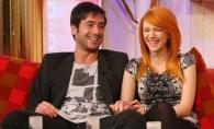 Adela Popescu si Radu Valcan sunt pusi pe glume! Vezi cum se impune un barbat adevarat cand este casatorit - VIDEO