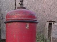 Un sofer a ramas fara masina dupa ce aceasta i-a ars mai mult de 50%, in urma unui incendiu provocat de la o butelie cu gaz