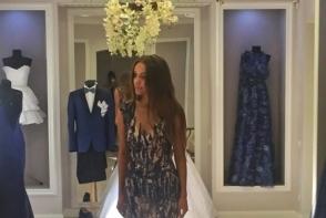 Designerul Natalia Pinzari isi va prezenta noua colectie la Bucharest Fashion Night. Vezi cat de frumoase sunt rochiile ei - VIDEO