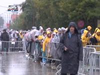 Serbia a primit inca 2000 de refugiati, veniti prin Macedonia.  Zeci de voluntari din Europa si Statele Unite au hotarat sa vina in ajutor imigrantilor - VIDEO