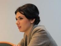 """Cristina Tarna, despre numirea nasului sau in functia de membru al Colegiului CNA: """"A fost o noutate si pentru mine, NU voi participa la luarea unei decizii daca va participa si Sergiu Palihovici"""""""