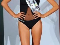 O baschetbalista a castigat titlul de Miss Italia. Vezi cum arata aceasta - FOTO