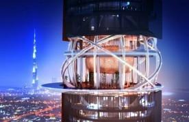 Asta e culmea! Ce se construieste in Dubai este fabulos: o jungla intr-un zgarie-nori!