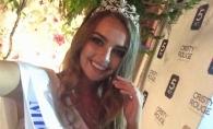 Moldoveanca Anastasia Fotachi, pe locul 1 la Miss International! Din 72 de participante din toate tarile, ea are cele mai multe voturi