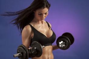 Cele mai simple exercitii pentru marirea sanilor. Afla care sunt