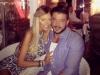 Bianca Dragusanu si Victor Slav, cina romantica la miezul noptii! Iata cum au fost surprinsi cei doi indragostiti