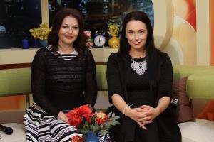 """De ce a revenit Nata Albot in Moldova si ce se mai aude despre romanul Vioricai Nagacevschi? Afla raspunsurile chiar de la cele doua, la """"O Seara Perfecta"""" - VIDEO"""