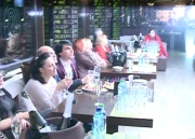 Lansare de videoclip in clubul Cocos din capitala. Vezi cine si-a permis acest lucru - VIDEO