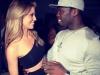 Rapperul american 50 Cent, alaturi de o moldoveanca cunoscuta! Iata cum au fost surprinsi cei doi - FOTO