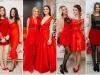Invazie de tinute rosii la petrecerea aniversara a postului Acasa in Moldova! Iata cat de frumos a fost evenimentul - VIDEO/FOTO