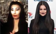 Selena Gomez, mai sexy ca oricand! Iata cum arata intr-o tinuta inspirata din Familia Adams - FOTO