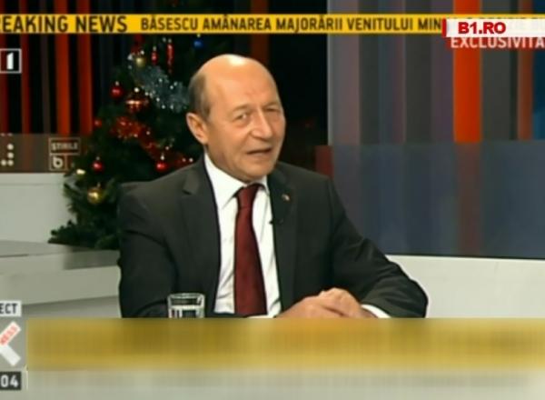 "Replici intre Basescu si Lupu: ""Vlad Plahotniuc trebuie evacuat din Moldova"" - ""Asemenea declaratii pot fi calificate ca ingerinta in activitatea altui stat"" - VIDEO"