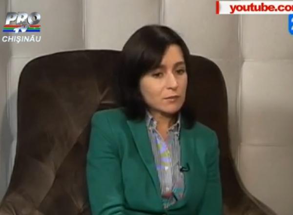 Maia Sandu: Lipsa cvorumului in Parlament a fost regizata de PD, iar Plahotniuc NU trebuie sa fie premier - VIDEO