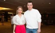 Garik Harlamov si Kristina Asmus si-a aratat fetita! Uite ce poza adorabila cu micuta Nastea au publicat - FOTO
