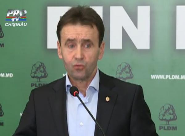 Nicio decizie la Consiliul National Politic al PLDM, din cauza lipsei de cvorum. Liberal-democratii n-au putut decat sa-si mentina decizia anterioara - VIDEO