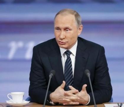 """Bild: """"Putin vrea o cooperare globala contra terorismului"""". Acuzatiile pe care liderul de la Kremlin le-a adus Vestului - VIDEO"""