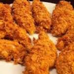 Un bucatar a facut publica reteta puiului crispy de la KFC - VIDEO