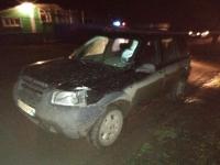 Grav accident la Soroca. O femeie, lovita MORTAL de un Land Rover. Cum s-a intamplat totul - FOTO