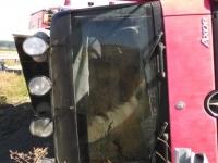 Un barbat, in stare grava la spital dupa ce a fost strivit de remorca unui autocamion la locul de munca