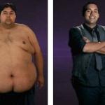 A slabit 157 de kilograme pentru ca nu a sarutat niciodata o fata! Vezi cum arata acum - FOTO