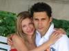 Ludmila Balan, intr-o fusta periculos de scurta! Cum a fost surprinsa mama lui Dan Balan la sport - FOTO