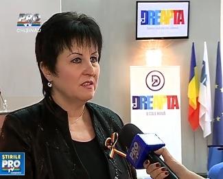 """La congresul de constituire a partidului unionist Dreapta: """"Obiectivul de baza este unirea cu Romania"""" - VIDEO"""