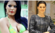 De la model, la deputat: Cum a evoluat stilul vestimentar al Alinei Zotea de-a lungul timpului - FOTO
