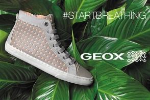 Geox prezinta colectia noua primavara/vara: Alege-ti modelul preferat de incaltaminte care sa respire - FOTO