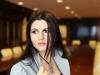 Lenuta Burghila, cu un slit periculos de adanc! Ce tinuta a ales artista, la cea mai recenta aparitie a sa - FOTO
