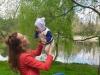 Tatiana Heghea, intr-o poza adorabila cu fetita sa! Vezi cu cine seamana Regina Raluca - FOTO