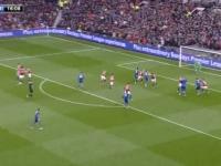 Leicester, revelatia acestui sezon in Anglia a ratat sansa de a castiga titlul istoric cu 2 etape inainte de final dupa ce a remizat cu United - VIDEO