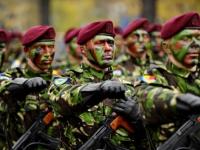 Demonstratie de forta a aliatilor SUA. Romania trimite 200 de militari in Moldova pentru antrenamente