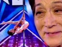 Are 70 de ani, dar i-a uimit pe toti cu un dans lasciv la bara. Vezi cat de elastica poate fi aceasta japoneza - VIDEO