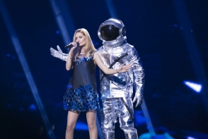 Lidia Isac, despre evolutia sa la Eurovision:
