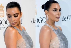Kim Kardashian, mai eleganta ca oricand! Cum arata tinuta care ii pune in valoare formele - FOTO