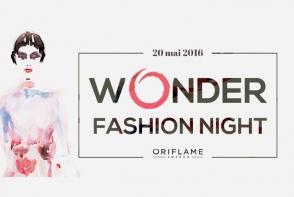Wonder Fashion Night by Oriflame - creat pentru adevarate fashioniste
