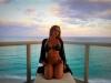 Fiica lui Cermen Harra a intrecut-o pe Kim Kardashian la posterior! Vezi ce corp sexy are Alexandra - FOTO