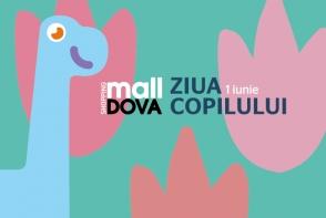 De 1 iunie sarbatorim copilaria la Shopping MallDova!