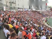Romania vrea sa intre in Cartea Recordurilor cu cel mai mare curs de resuscitare din lume, organizat pe Arena Nationala