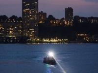 O persoana a murit dupa ce un avion de mici dimensiuni s-a prabusit in fluviul Hudson la New York - VIDEO
