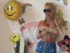 Loredana Chivu a pozat cu sanii goi! Aceasta e cea mai fierbinte sedinta foto a blondei - FOTO
