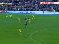 Valeriu Ciuperca a marcat, aseara, un gol pentru formatia Tom Tomsk. Aceasta a invins cu scorul de 2 la 0 echipa lui Igor Armas si Dumitru Stajila - VIDEO
