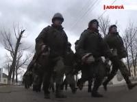 Un soldat a murit in estul separatist al Ucrainei. Rebelii inarmati ar fi deschis focul de circa 40 de ori