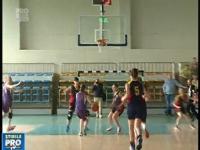 Final dramatic al Campionatului Moldovei la baschet feminin. Echipa Universitatii de Stat de Educatie Fizica si Sport a cucerit titlul dupa ce a invins in meciul decisiv formatia Femina UTM - VIDEO