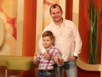 Aurel Chirtoaca a devenit tatic pentru a 3-a oara. Afla ce nume a ales acesta pentru fiica sa - VIDEO