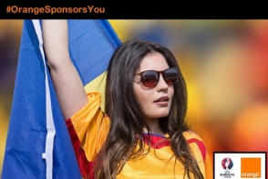 Orange Sponsors You. Esti pregatit sa fii adevarata vedeta a UEFA Euro 2016? - VIDEO