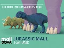Descopera lumea dinozaurilor la Shopping MallDova!