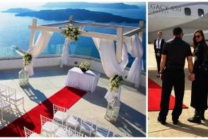Aici va avea loc nunta luxoasa de 1 milion de euro! Xenia si Ossama  isi vor spune