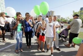 Sarbatoarea copiilor, la Green Hills Market! Reteaua de magazine i-a facut mai fericiti pe cei mici - VIDEO