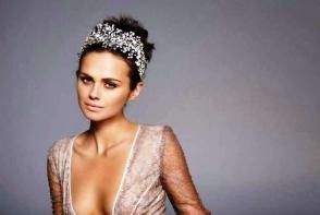 Xenia Deli, prima poza in rochia de mireasa! Iata ce model de tinuta a purtat moldoveanca - FOTO
